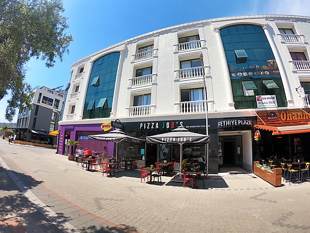 4 Bedroom Duplex Apartment with Sea View in Fethiye Town Center For Sale