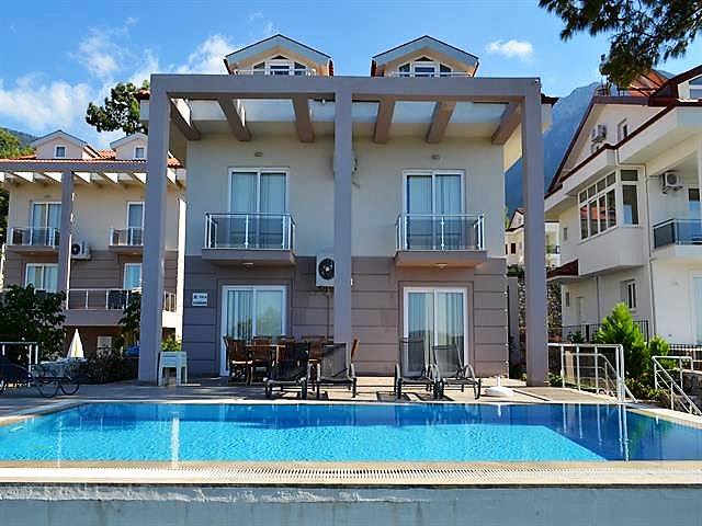 Beautiful Detached 4 Bedroom Villa with Fabulous Views Ovacik Fethiye