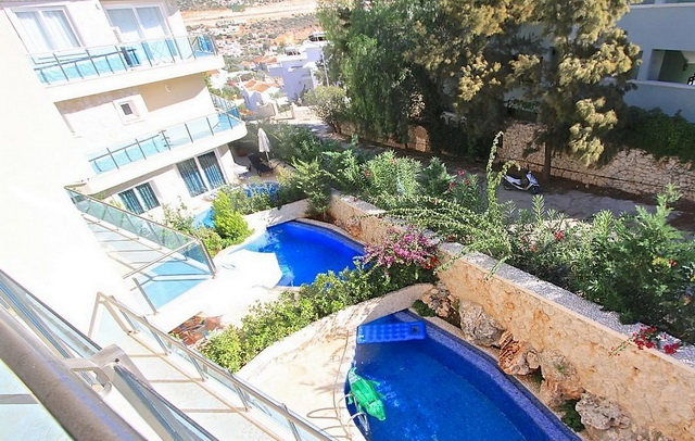 2 Bedroom Duplex Penthouse with Communal  Pool