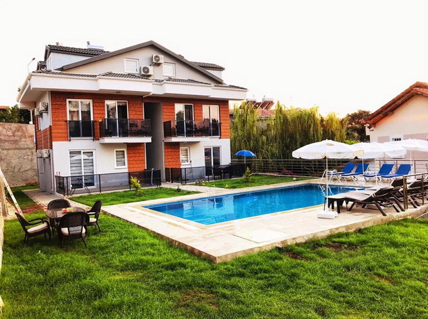 Brand New Duplex Apartment with Shared Swimming Pool For Sale
