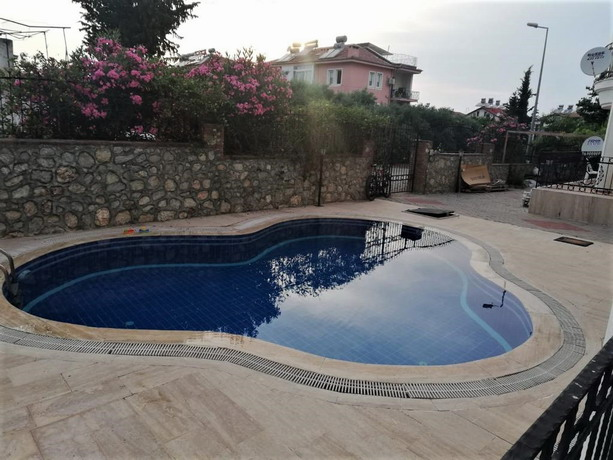 2 Bedroom Fully Furnished Apartment with Communal Pool For Sale