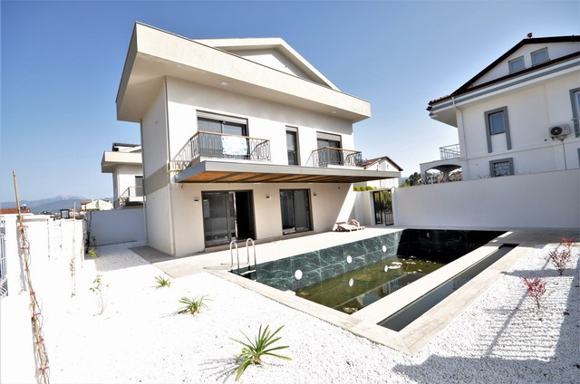 Brand New 3 Bedroom Triplex Villa with Private Pool & Garden  For Sale