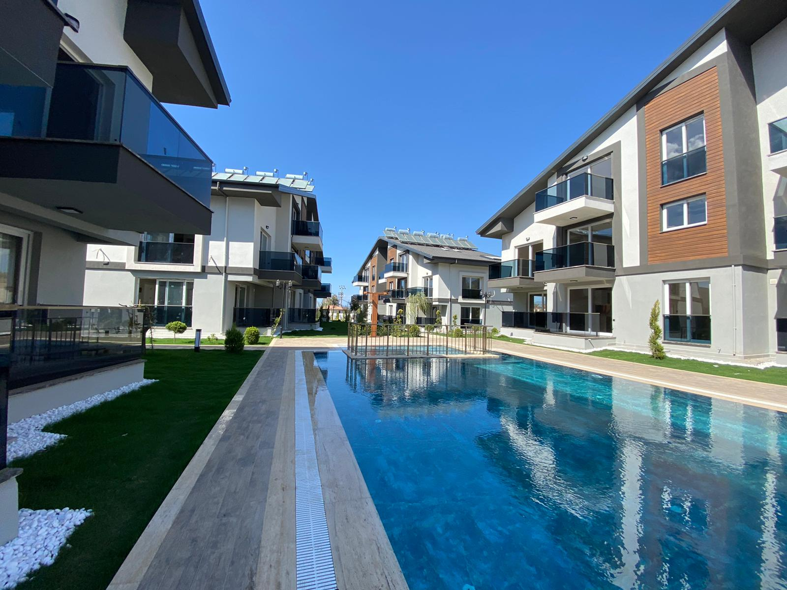 2 Bedroom Apartment in a Private Complex For Sale