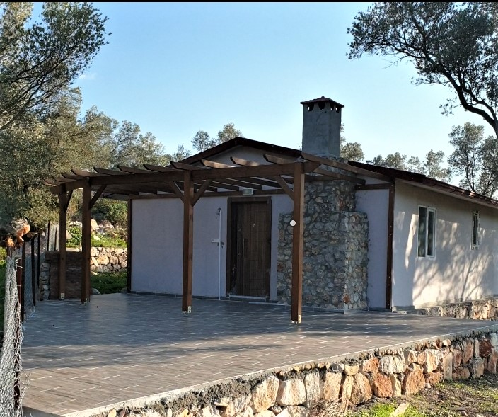 2 Bedroom Spacious Countryside Village  House with Large Plot  For Sale