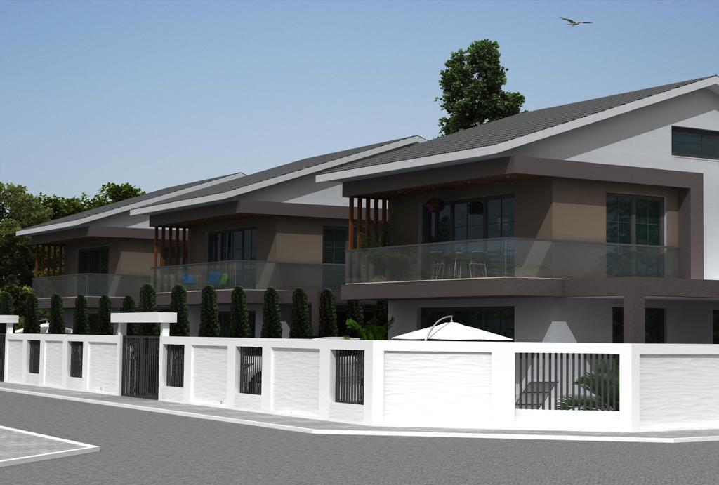 Luxury Semi Detached Villas in a Well Sought After Area