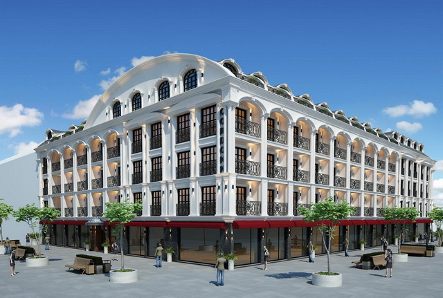 Fethiye City Centre Exquisite Luxury 1 Bedroom Apartments