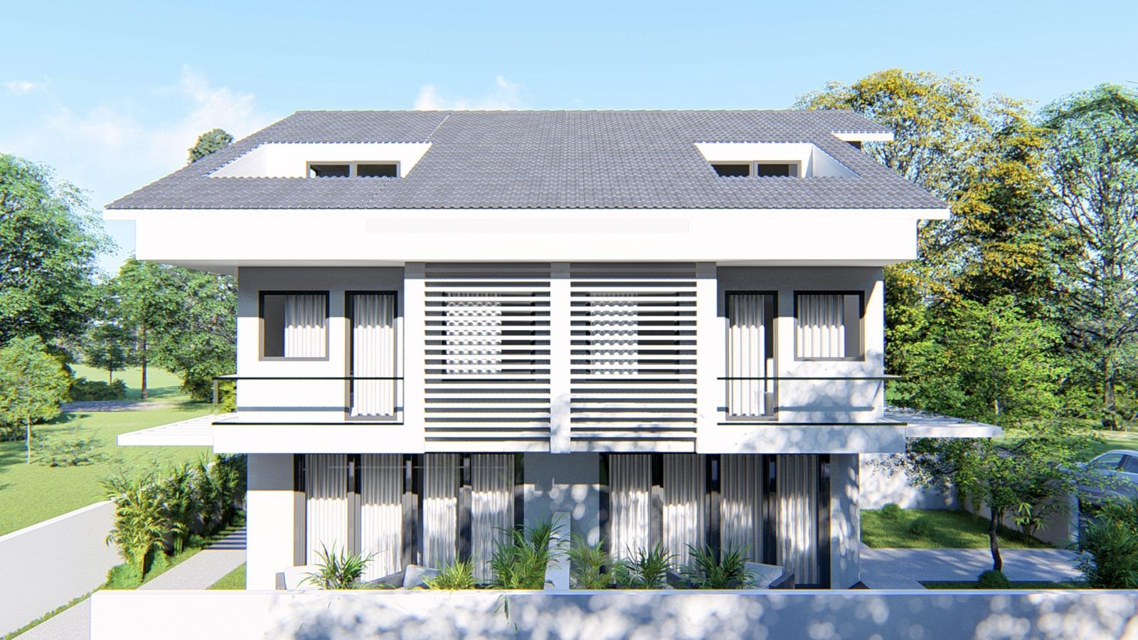 3 Bedroom Triplex Town House Villa for Sale in Fethiye