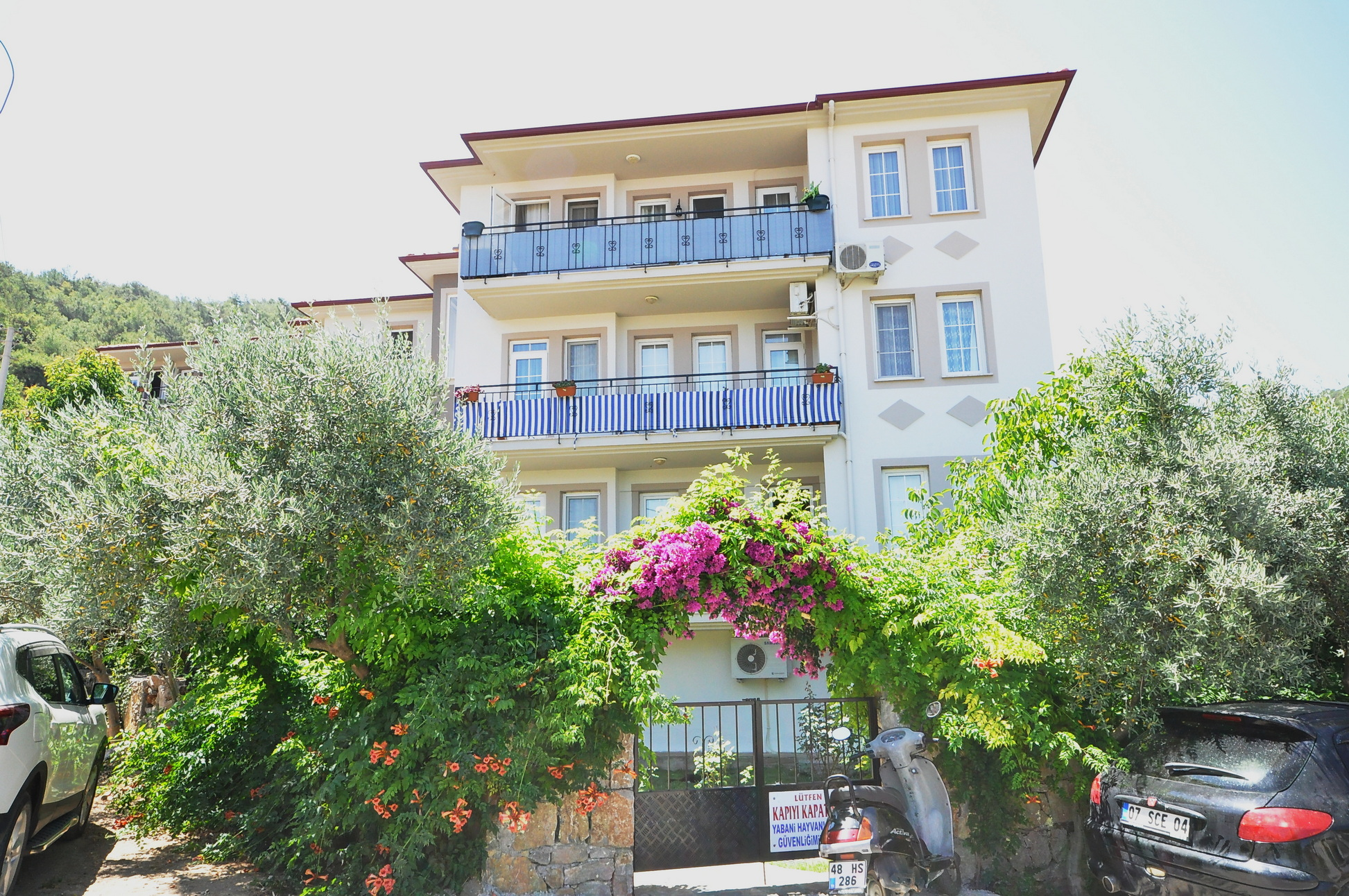 Spacious 3 Bedroom Family Apartment for Sale in Fethiye