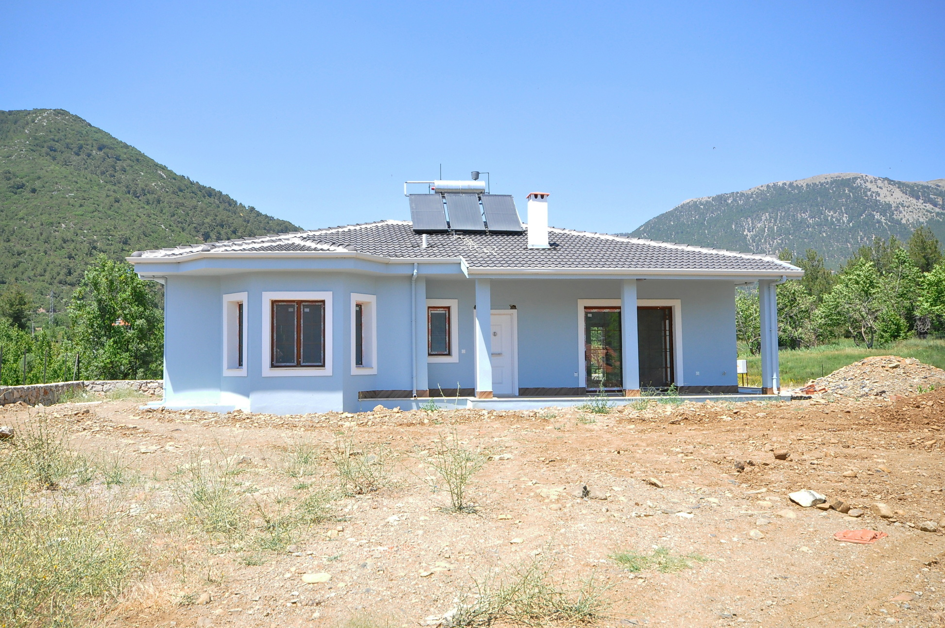 Beautiful Brand New Bungalow located on a large plot of 2525 m2 in Nif
