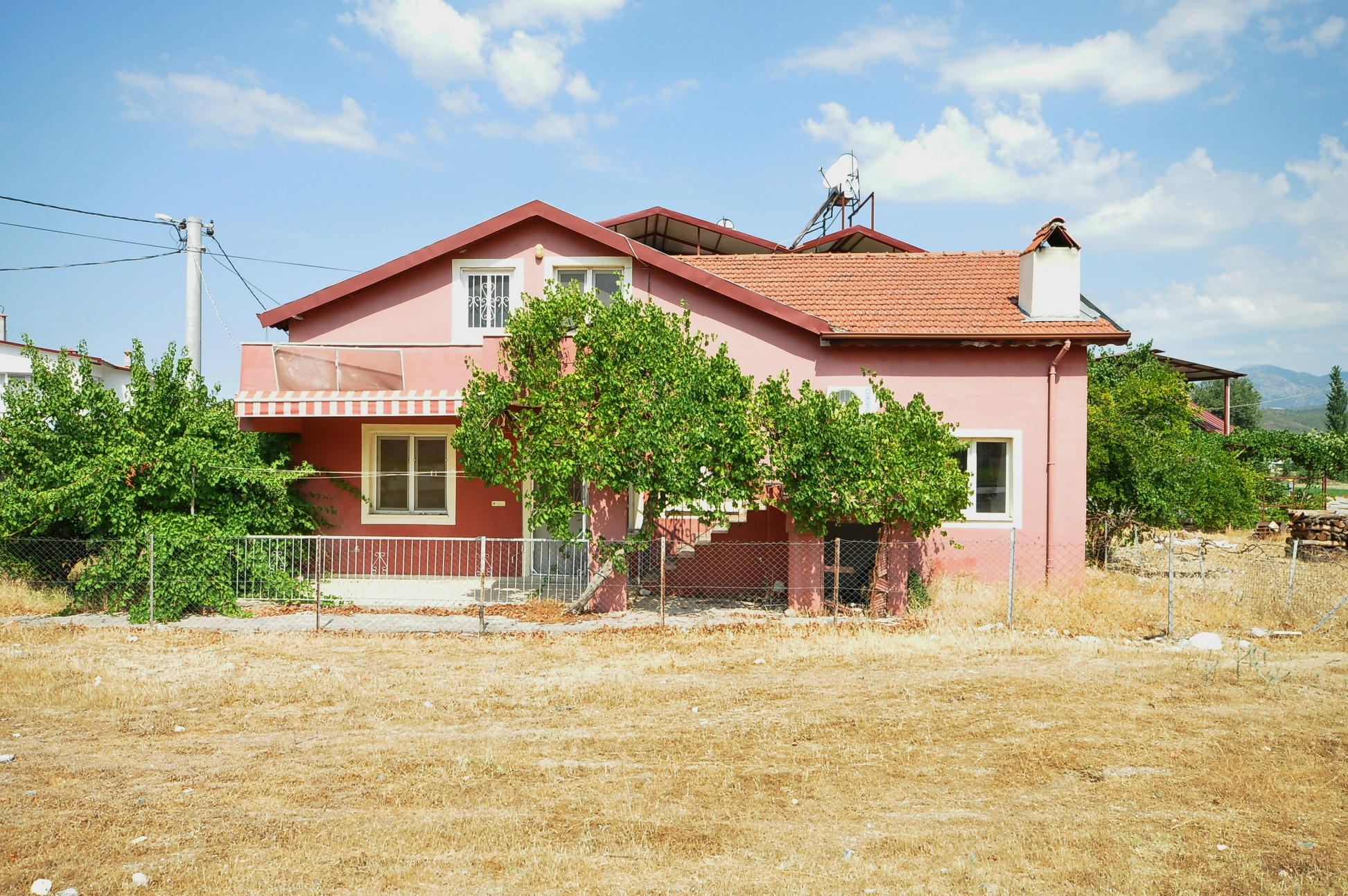 3 Bed Village House / Bungalow for Sale in Seydikemer