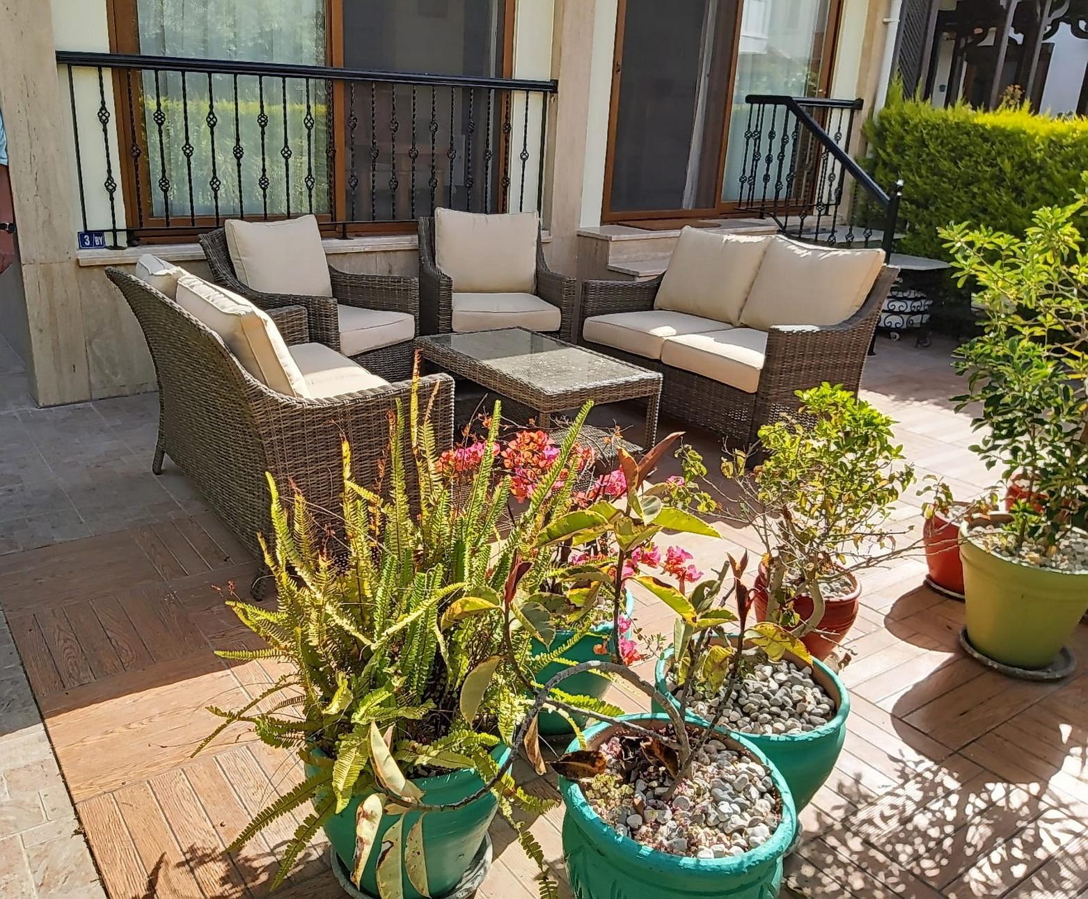 3 Bedroom Semi Detached Triplex Villa for Sale in Koca Calis