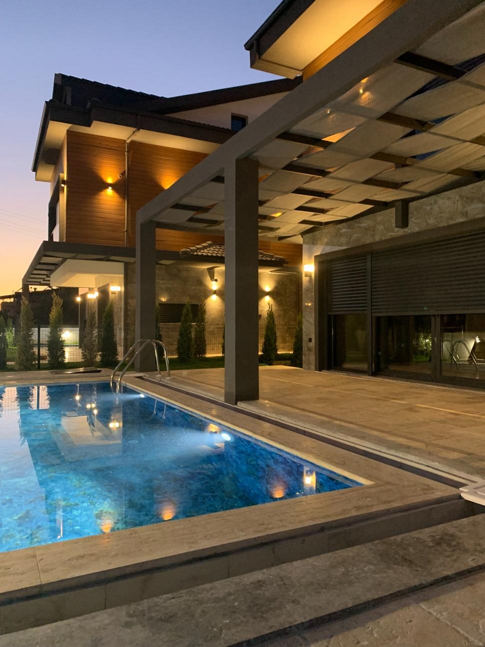 Brand New Luxury 4 Bedroom Detached Villa in Fethiye